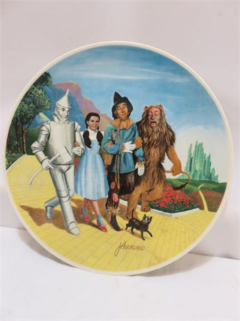 1979 KNOWLES Wizard Of Oz Limited Edition Collector Plate