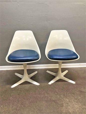 Mid Century Eames Atomic Era Chairs