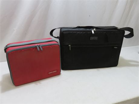 CD Travel Cases