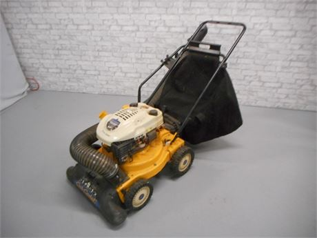CUB CADET CHIPPER/SHREDDER/LEAF VAC