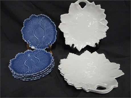 LOT OF WOODFIELD BY STEUBENVILLE PLATES