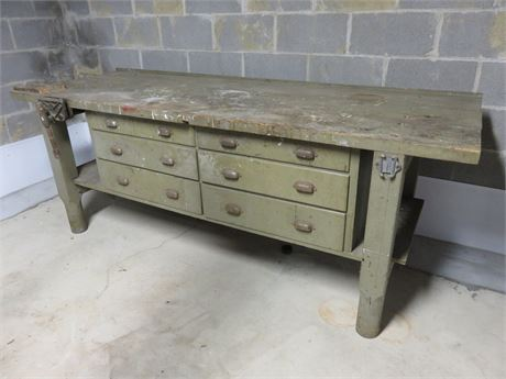 Vintage Workbench