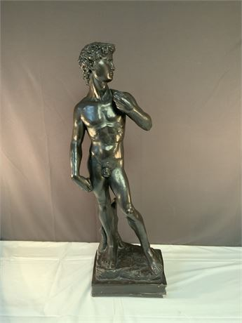 David (Michelangelo) Sculpture