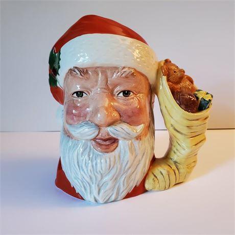 Royal Doulton Santa Large Toby Mug #D6690