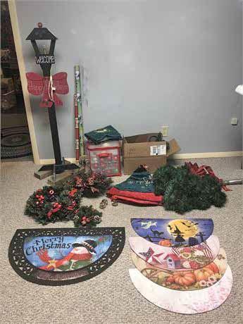 Christmas Display Lot