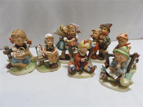 Hummel & Stauffer Figurine Lot