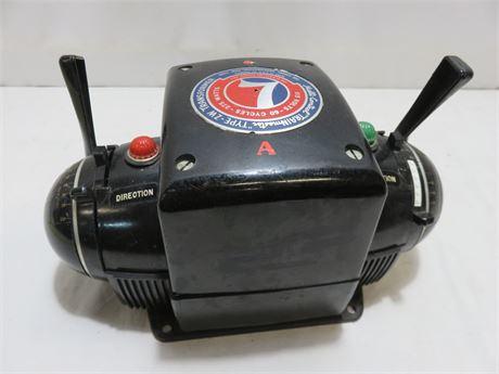 LIONEL Multi Control TrainMaster ZW Transformer