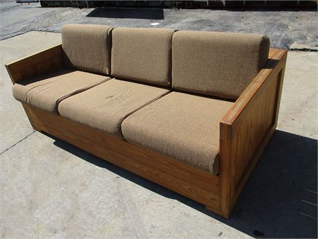 THIS END UP SLEEPER SOFA