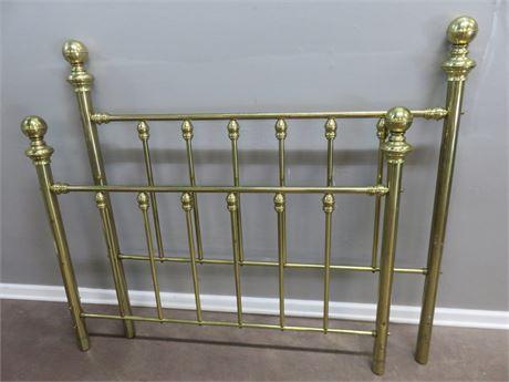 Brass Bed (Full)