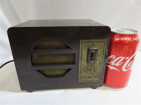 Vintage ELECTRO AIRE H-1 Electronic Ionizer