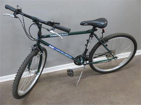 MT. SHASTA Arrowhead Men's Mountain Bike