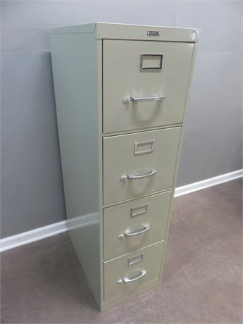ANDERSON HICKEY CO. Metal Filing Cabinet