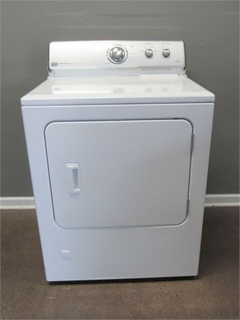 Maytag Centennial Commercial Technology Gas Dryer