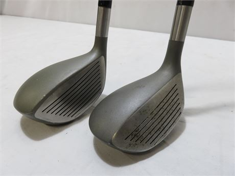 BOB MANN Select Series Driver & 7 Wood - Right Handed