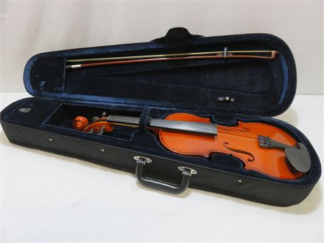 Beginner's Violin with Case