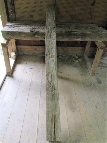 Antique Barn Beam