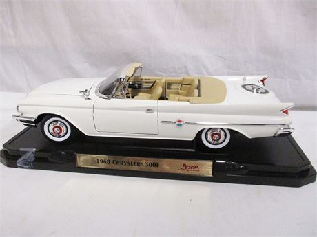 FAIRFIELD MINT ROAD SIGNATURE 1:18 DIECAST 1960 CHRYSLER 300F