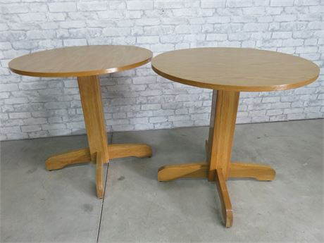 Round Top Party Tables