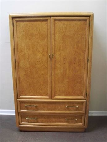 THOMASVILLE BEDROOM ARMOIRE/CHEST