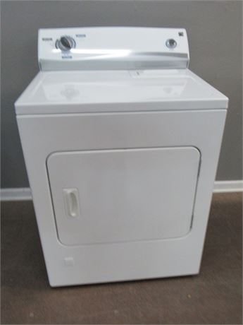 Kenmore Front Load Gas Dryer