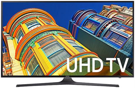 """Samsung 50"""" Class 4K UHD Smart TV"""