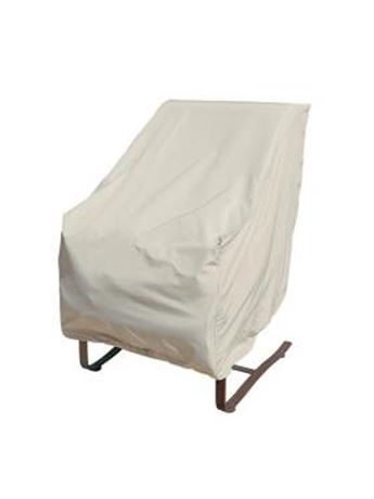TREASURE GARDEN HIGH BACK CHAIR COVER #CP112 - NEW IN PACKAGING