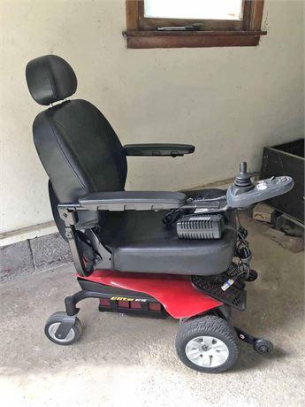 Pride Portable Wheelchair