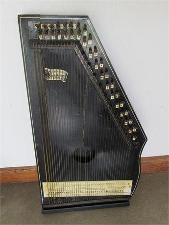 Vintage Autoharp Zither