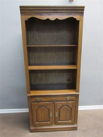 Bernhardt Storage Display/Bookcase