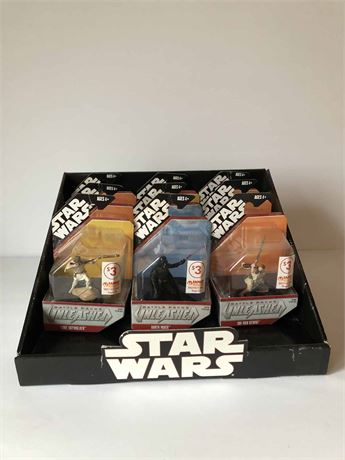 Star Wars Unleashed Battle Packs Collection