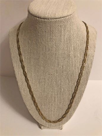 14K Italian Necklace
