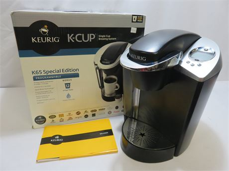 KEURIG K-Cup Brewer
