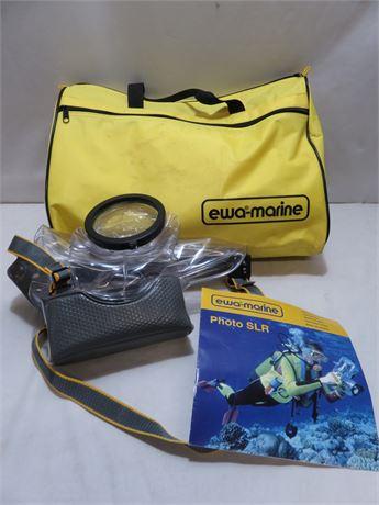 EWA-MARINE Underwater Camera Aqua Housing & Bag
