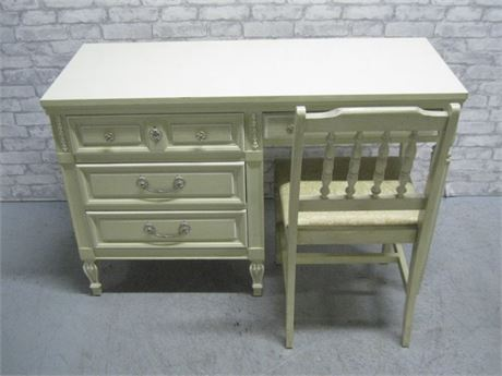 DIXIE DESK WITH CHAIR