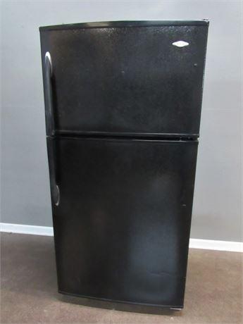Maytag Black Refrigerator
