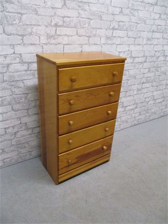 CHILD'S 5-DRAWER CHEST