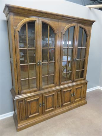 DREXEL Bishopsgate China Hutch