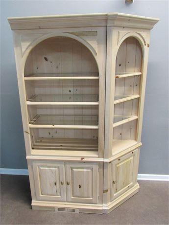 2 Piece Display/Storage Unit