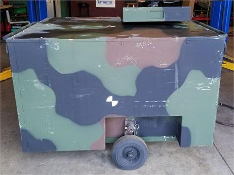 CHOCTAW H140 Army Space Heater 140,000 BTU