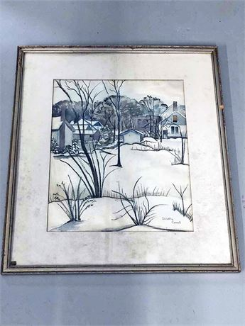 Dorothy Cowell Print