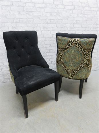 Matching Parsons Chairs