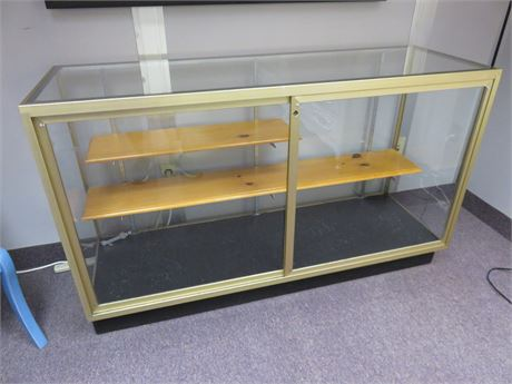 Retail Store Glass Display Cabinet