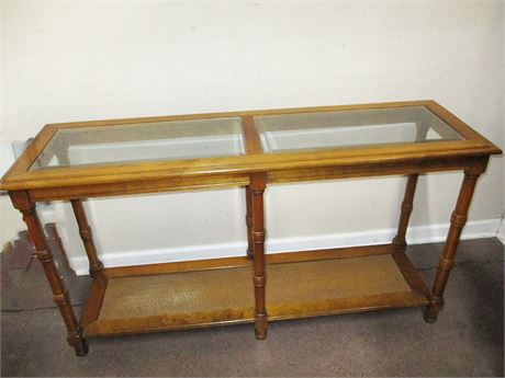 EXCELLENT CONSOLE TABLE
