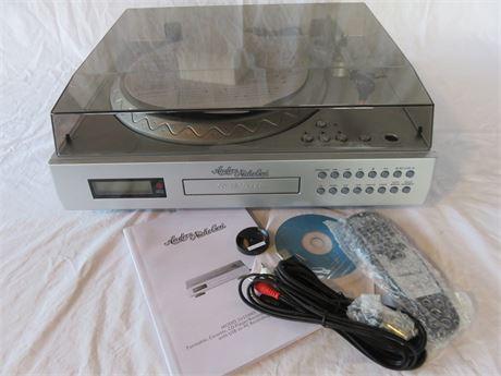 ANDERS NICHOLSON USB Turntable with CD Burner