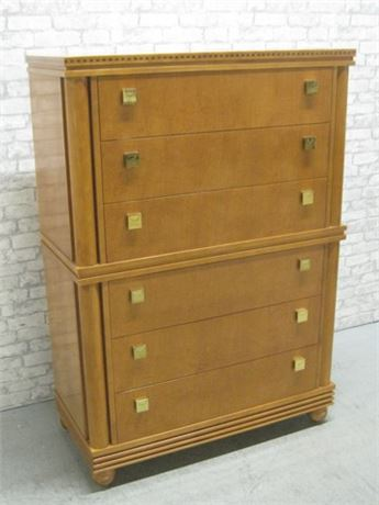 HARRISON'S FINE FURNITURE 6 DRAWER CHEST