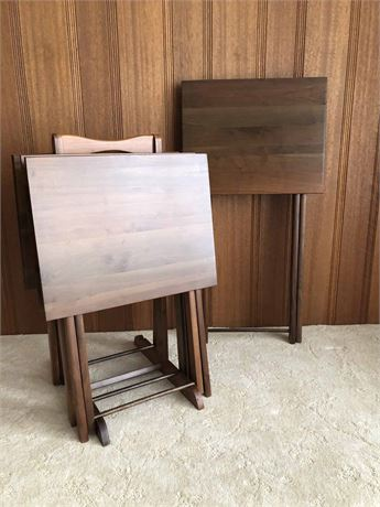 TV Tray & Stand