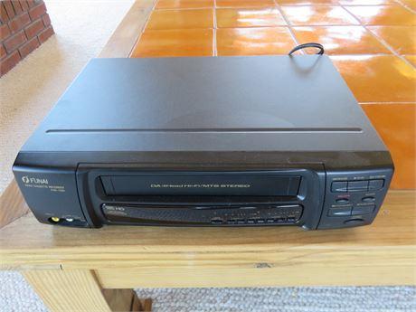 FUNAI Video Cassette Recorder