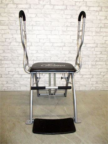 MALIBU PILATES PRO CHAIR MAX WITH SCULPTING HANDLES