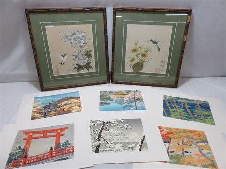 Asian Art Prints