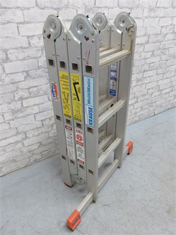 KRAUSE Multimatic 12 Ft. Ladder